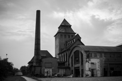 Abandonded factory in Worms