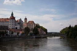 somewhere between Donauwörth and Ingolstadt