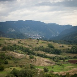 on the road to Smolyan